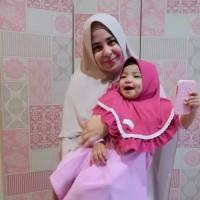 jilbab bayi original little aisyah