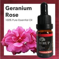 HIRUP 100% ESSENTIAL OIL | GERANIUM ROSE | bunga geranium mawar