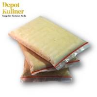 Daging Durian Kupas Isi Durian Beku Frozen Tanpa Biji 1 Kg