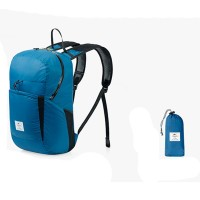 NatureHike Tas Backpack Lipat 18L Ultra Ringan Anti Air untuk Pria