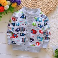(PROMO) Sweater Casual Newborn / Bayi Laki-laki / Perempuan Lengan