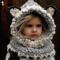 (PROMO) P P ? Topi Kupluk Rajut Hangat Bayi / Anak Laki-laki /