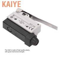 Kaiye Micro limit switch AC 250V 10A IP65 long straight hinge
