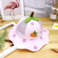 topi bayi Korea perempuan bayi putri topi anak perempuan topi visor
