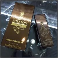 Decant Parfum 5ml Paco R 1 Million Prive One Million