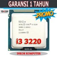 Processor Intel Core i3 3220 Socket 1155 sparepart