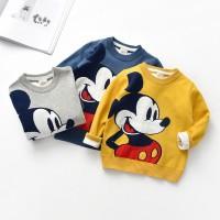(PROMO) Kids Sweater Baby Boy Girl Cartoon Cotton Casual Outerwear