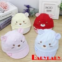 (PROMO) Iia-4 Topi Kupluk Bayi / Anak Laki-laki / Perempuan Motif
