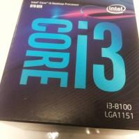 Intel Core i3 8100 3.6Ghz - Cache 6MB Socket LGA 1151 - Coffeela
