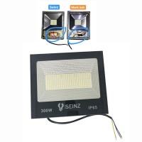 Lampu Sorot Tipis LED 300w Outdoor Tembak Flood Light Alumunium