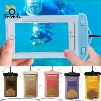 Tas Pouch Dry Bag Anti Air untuk Handphone iPhone / Samsung
