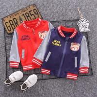 (PROMO) Sweater Kaos Casual Bayi / Anak Laki-laki Lengan Panjang