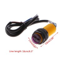 Ready ❤❤ E18-D80NK Photoelectric Sensor Module Infrared Obstacle