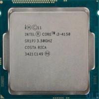 Procesor Intel core i3 4150 Tray Plus Fan Socket 1150 sparepart