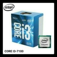Intel Core i3 - 7100 LGA 1151 Dual Core 3.9GHz BOX tools