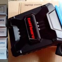 New Pendingin Notebook/Laptop Cooler/Cooling Pad Mini Taffware V6