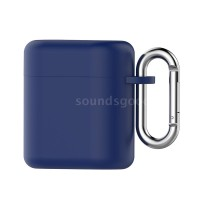 S&DNew Silicone Cover Anti-lost Earphone Cases For Huawei Honor