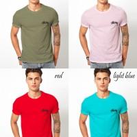 Kaos Baju T Shirt Distro Stussy Q0048