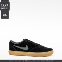 ORIGINAL Nike Sepatu SB Check Solarsoft Men Skate Shoes D