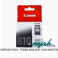 Tinta Canon pixma PG 810 black catridge Original for IP2770,IP2772