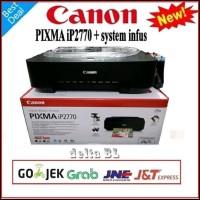 GRATIS ONGKIR Printer canon ip2770 system tinta infus PRODUK TERBATAS