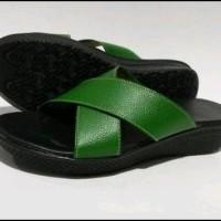 OBRAL sandal kulit asli garut wanita LIMITED EDITION
