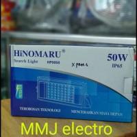 Lampu Sorot Led-Flood Light Hinomaru 50W Putih