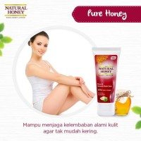 Natural Honey Body Serum Firm and Stretch Mark Care 180 mL