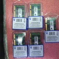 Memori ram sodim laptop DDR 2 2Gb baru