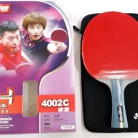 Dhs 4002 Carbon Bet Pingpong Bat Tenis Meja Pingpong
