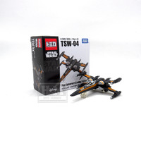TOMICA STAR WARS TSW-04 X-WING FIGHTER VORDAMERON - PROMO