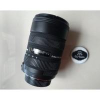 ensa Sigma 8-16mm f/4.5-5.6 DC HSM For NIKON bkn 12-24mm 10-24mm RARE