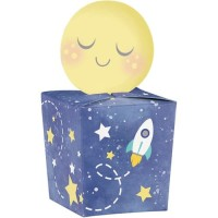 Treat Box Tema To The Moon And Back - Pesta Ulang Tahun