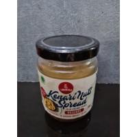 KENARI NUTS SPREAD ORIGINAL (SELAI KACANG KENARI) 200 GR TIMURASA
