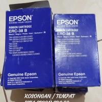 KOSONGAN RIBBON EPSON ERC38 BLACK