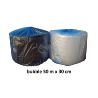 Bubble wrap / bubblewrap 50 m x 30 cm murah bagus