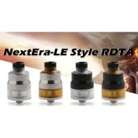 RDTA Nextera LE 22mm By VWM - Tank VWM Nextera LE THSH