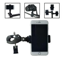 Jepitan HP Phone Holder Multifungsi Aksesoris Handphone