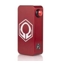 Mod Vape Vapor - HexOhm v3 Anodized Red Polos Authentic by Vapezoo