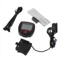 Speedometer Sepeda LCD Display 14 Fungsi