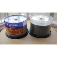 Verbatim DVD-R dan CD-R Kosong (Combo)