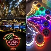 lampu Led neon flex smd 2835 120Leds per meter khusus meteran
