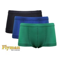 Flyman Mini Boxer Matching Color FM 3224 1 Pack Isi 3