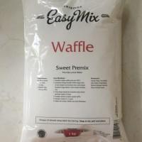 Tepung Sriboga Easymix Waffle 1Kg