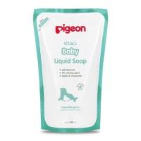 Pigeon Baby Liquid Soap Chamomile 350ml Refill