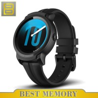 TicWatch E2 5 ATM Waterproof and Swim-Ready Google Smartwatch - hanya jam saja