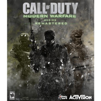 Game PC Call of Duty Modern Warfare Remastered CD Game