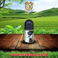 Nivea Men Black & White Invisible 25ml - Star Farm