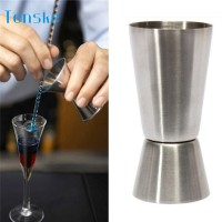 Gelas Ukur Bartender Cocktail Measuring Jigger Double Shot OneTwoCups