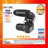 MIC BOYA BY-BM3032 Directional On-Camera Microphone